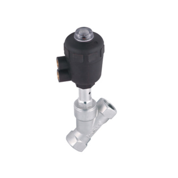 QT Stainless Steel Angle Seat Valve