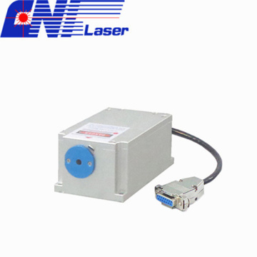 Laser nanoseconde 520 nm