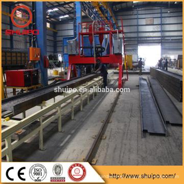 h beam gantry welding machine/Light Duty Horizontal H Beam Submerged Arc Welding Machine