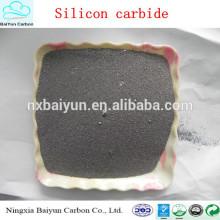 Polvo de carburo de silicio / fabricación de polvo de SiC
