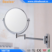 Round Metal Hotel Framed 1X3X Dectorative Magic Mirror