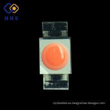 súper brillo led smd 6028 diodo violeta