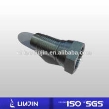 Bsp Female Thread Forged Hydraulic Hose Fitting (22611)                                                                       Bsp Female Thread Forged Hydraulic Hose Fitting (22611)