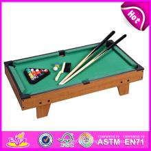2014 nouvelle et populaire table de billard à vendre, dernière table de billard en bois à vendre, vente chaude table de billard à vendre usine W11A033