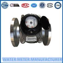 Medidor de agua desmontable Dn65mm de acero inoxidable Dn50-Dn300