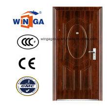 Porta de segurança Heatransfer Color Steel Steel Steel (WS-125)