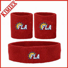 Whoesales Esportes Athletic Terry Sweatband