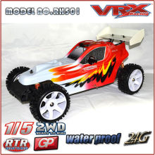 1/5th Gas Powered RTR Buggy for Sale, 2WD Petrol Buggy in unique design