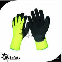SRSAFETY 7G акриловые подгузники трикотажные высокие ударные защитные зимние наручные перчатки с бесплатным образцом, поставщики фарфора