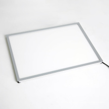 custom slim frameless led panel  6.7mm 8mm 10.3mm 10.5mm