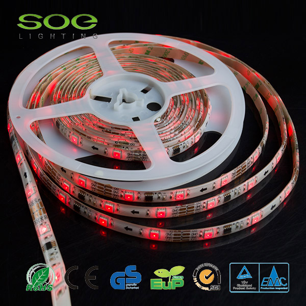Ip65 Waterproof Rgb Smd335 Led Strip