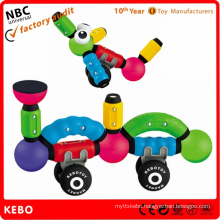 Magnetic Blocks Set Toys