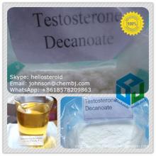 Testosterona de alta qualidade de fornecimento Decanoate 5721-91-5 do equipamento do Gym da hormona esteróide
