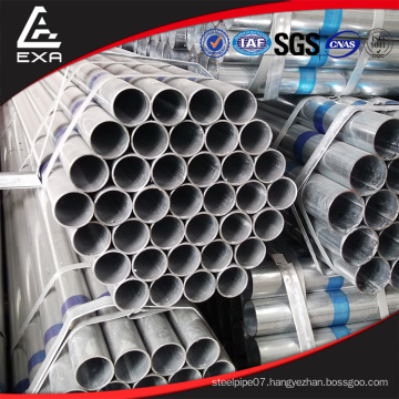 High quality hot selling emt steel pipe