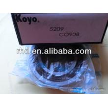 angular contact ball bearing double row koyo 5208