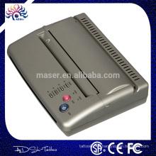 China profissional tatuagem suprimentos / tatuagem transferência térmica máquina de papel
