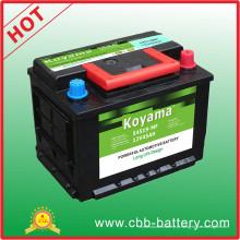 Bateria de carro do padrão DIN 54519mf-12V45ah para Dubai