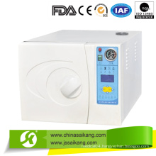 CE and FDA Approved Stainless Steel Table Top Vacuum Steam Autoclave