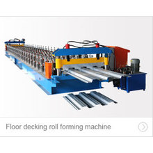 Deck Floor Deck Roll Forming Machine