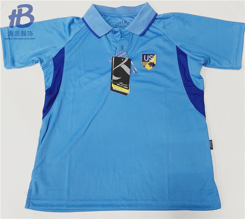 school fashion polo shirts