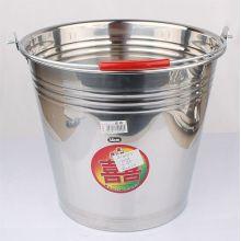 Godet à eau en acier inoxydable de 22 cm