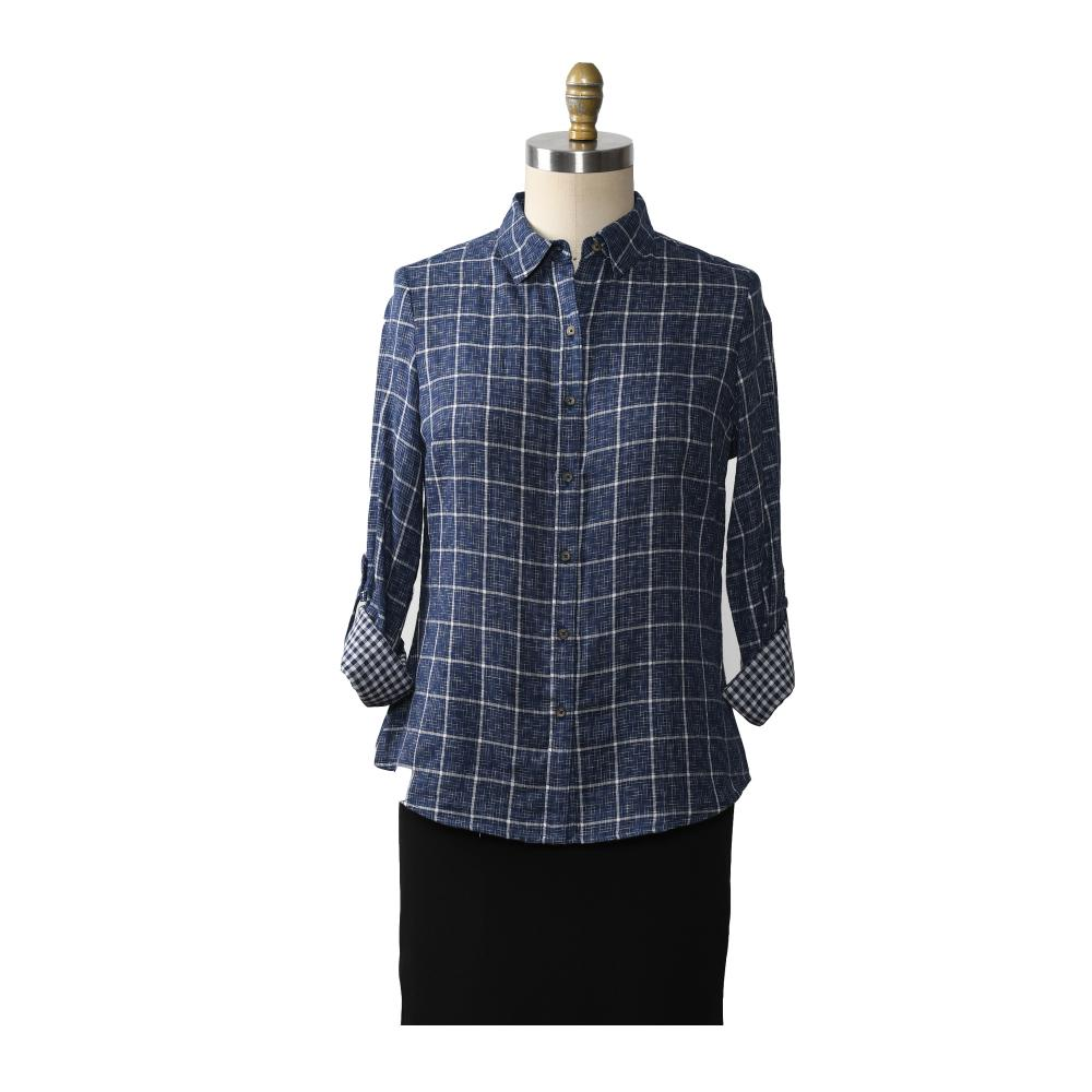Women Button Shirts Casual Long Sleeve