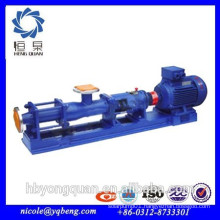 Industrial Good Quality electric stainless steel screw pumps