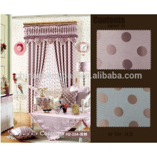 Coréia do estilo sari patchwork janela cortinas design