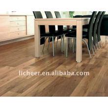 HOT!! Mirror surface laminate flooring/nature core flooring