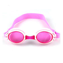 Silicone Swimming Goggles with Anti Fog and UV Protection
