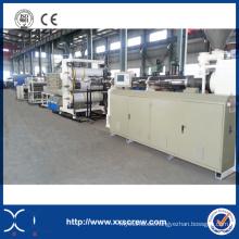 PE PP (línea de producción de la serie de SJW) Máquina de la extrusión de las hojas