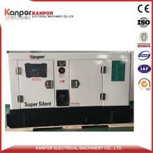 Yanmar Super Silent 20kw 25kVA Standby Diesel Generator Set