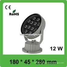 Hochleistungs-wasserdichtes 12w geführtes Licht, im Freien geführtes Flutlicht