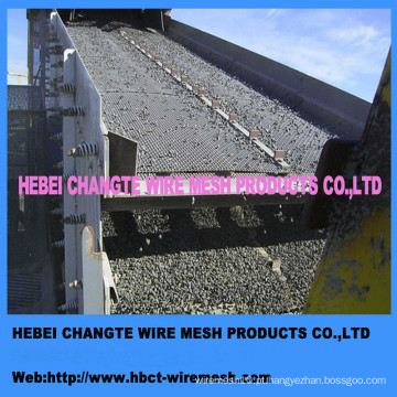 Aço de carbono alto Prensado Wire Mesh de Factroy