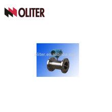 ss 304 Intelligent digital display flange air flowmeter gas turbine meter