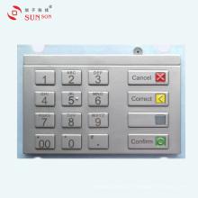 Wasserdichte Verschlüsselung PIN-Pad für Verkaufsautomaten