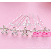 Les plus récents bijoux rapides bijoux en cristal alliage bijoux