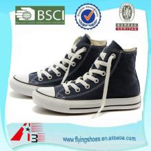 Дешевые ботинки Кита OEM для ботинок холстины людей с самыми последними ботинками холстины