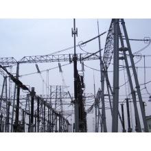 Transmission Line Steel Tower (the highest voltage is 230KV)