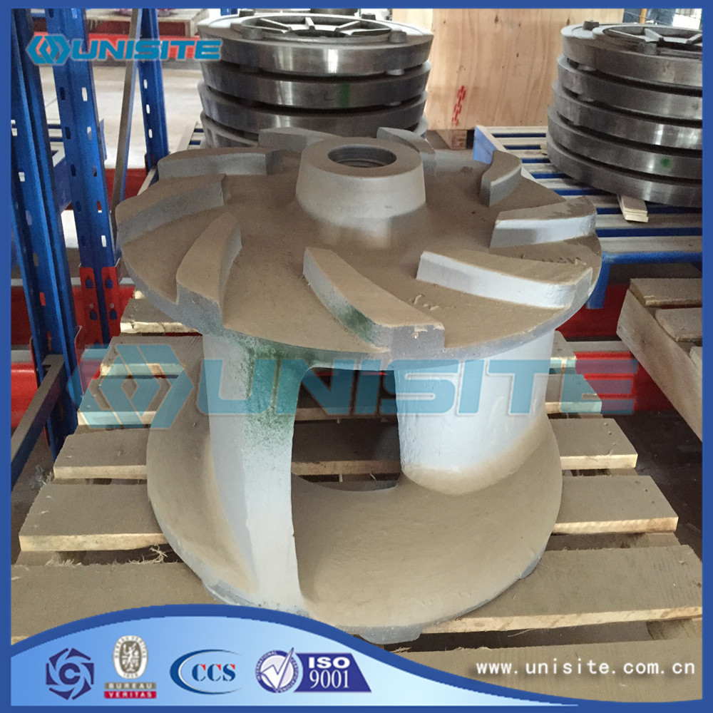 Pump OEM Casting Impeller Design for sale