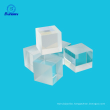 Optical prism and octagonal prism and high pricision prisms