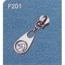 New design metal zipper fastener wholesale