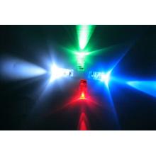 Doigt de Noël clignotant LED lumineuse pour enfants
