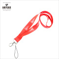 Multi-Color Custom Logo Printed Polyester Lanyard for Promotion Event