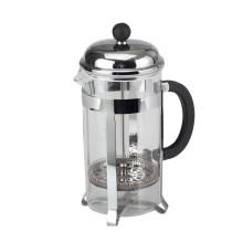 Fabricante de café francês da imprensa com o filtro de aço inoxidável