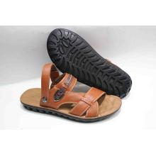 Sandale de plage masculine Soft Comfort avec semelle en latex (SNB-13-011)
