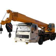 6-10Ton und 12-25Ton Truck Mounted Cranes
