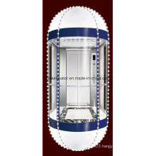 Ce Approved Observation Panoramic Elevator (JQ-A047)