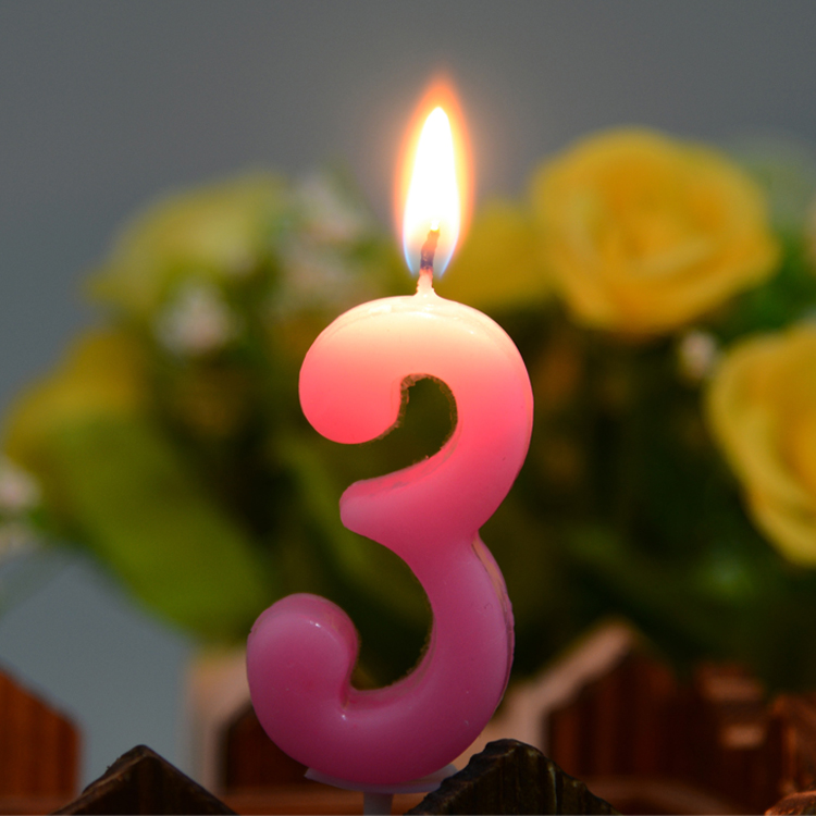 number candle 35