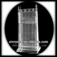 Modelo de construção de cristal maravilhoso H043